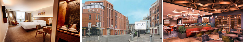 Proposed Headquarter Hotel Hyatt Centric Hotel